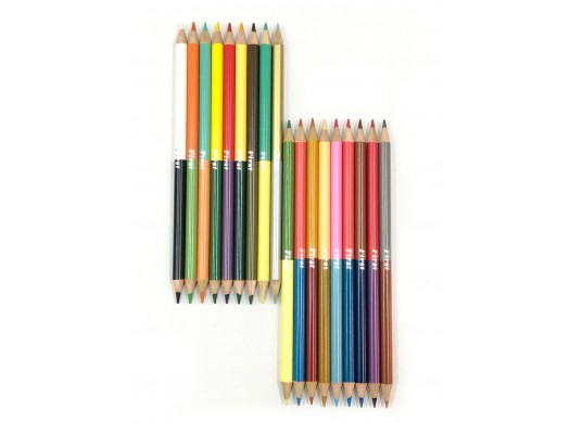 F-CP39-48_24-48 Double-Ended Colored Pencil